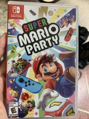 Mario party for Sale in Palisades Park, NJ