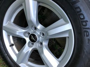 Mustang wheels and rims! for Sale in Dulles, VA