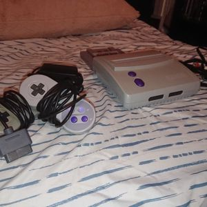Super Nintendo Console (SNES Jr) for Sale in Hollywood, FL