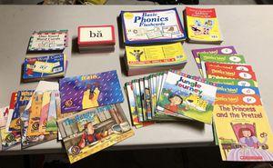 Abeka Flashcards / Readers for Sale in El Cajon, CA