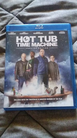 Hot Tub Time Machine for Sale in Porterville, CA