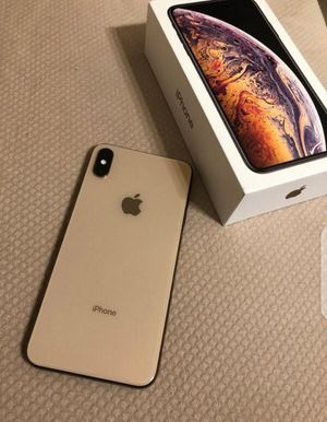 iPhone Xs MaX for Sale in Adger, AL