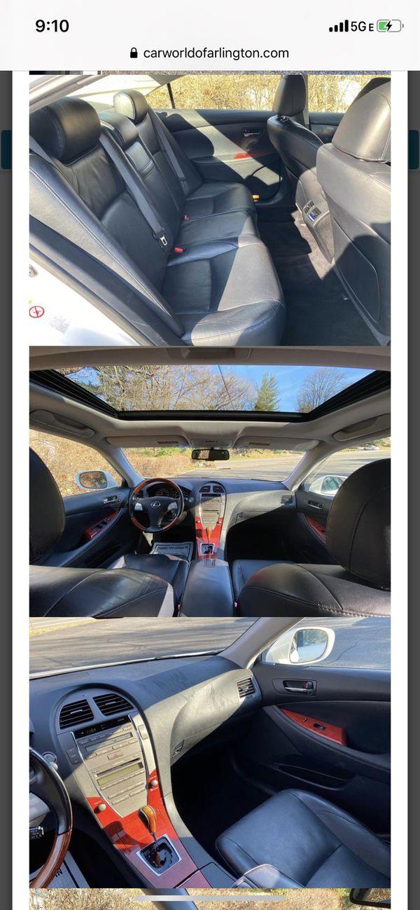 2007 Lexus ES 350
