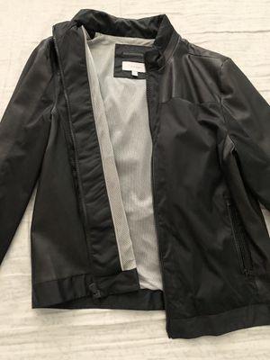 Calvin Klein - Black Leather Jacket for Sale in Las Vegas, NV