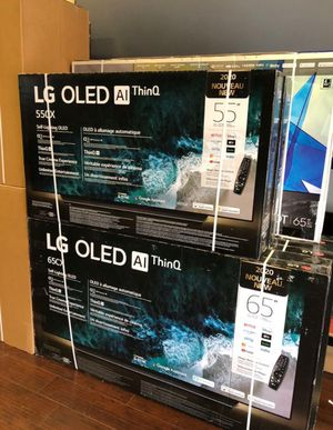 55 Lg Oled Smart 4K UHD TV HDR 2160p Dolby Vision Atmos for Sale in Temecula, CA