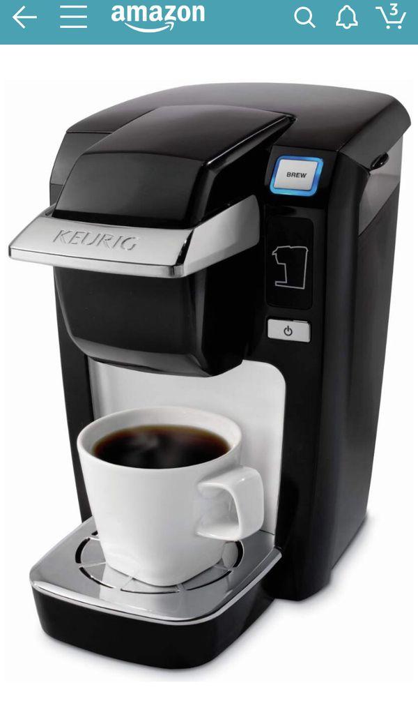 Keurig K10 Mini Plus Brewing System, Black
