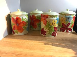 Kitchen canisters for Sale in Las Vegas, NV