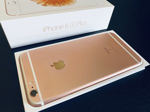 Unlocked iPhone 6S Plus 64GB (Rose gold) for Sale in San Jose, CA