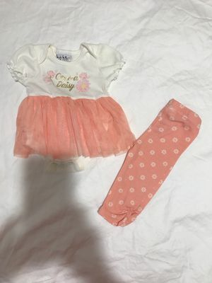 2 piece baby girl 6-9 Months for Sale in Alhambra, CA
