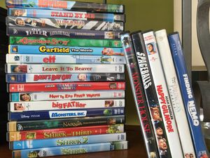 $3 DVDs (Post 3 of 5) for Sale in Greer, SC