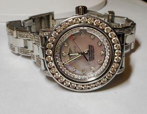 Custom Made Breitling Colt Ocean Chronmeter Ladies Watch for Sale in Lansdowne, VA