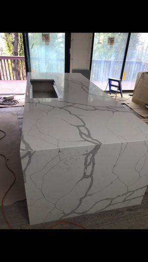 By Quote * Quartz *Granite *Fabrication installation fabricated countertops for any kitchen, bathroom vanity, home remodel or new construction. for Sale in Vancouver, WA
