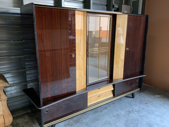 Beautiful German Style Shrunk / Armoire - Delivery Available for Sale in Tacoma,  WA