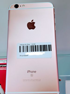 iPhone 6s Plus 32gb (Factory Unlocked) for Sale in Cypress Gardens, FL