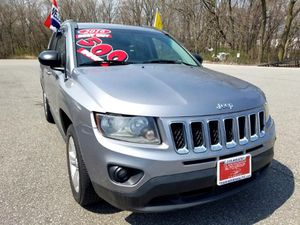 2016 Jeep Compass for Sale in Merrillville, IN
