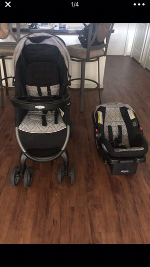 Stroller & Car Seat ($75) for Sale in Houston, TX
