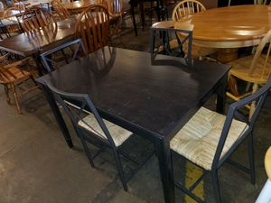 Assorted kitchen tables for Sale in Brockton, MA