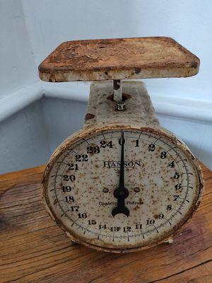Rustic farmhouse kitchen scale for Sale in Crockett, CA