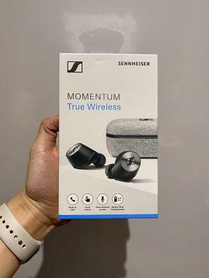Sennheiser Momentum True Wireless Bluetooth Earbuds for Sale in Washington, DC