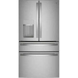 """""""New In Box"""" Ge Profile 28cu Ft Smart 4 Door French Door Refrigerator for Sale in Sacramento, CA"""