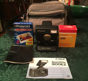 Polaroid SLR 680 for Sale in New Britain, CT