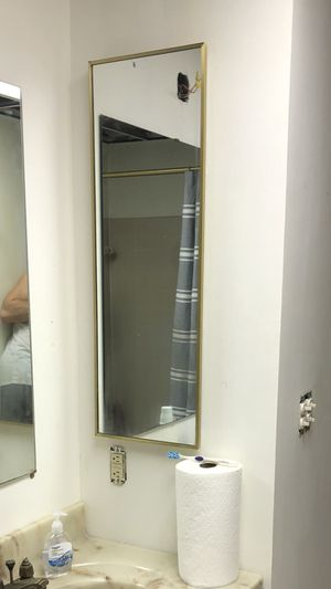 Bathroom Recessed Cabinet Mirror for Sale in Bakerstown, PA