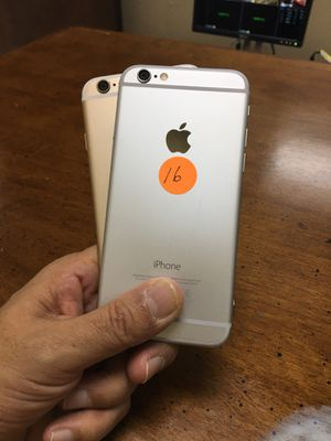 iPhone 6 16GB Unlocked LIBERADO Excellent Condition for Sale in Irving, TX