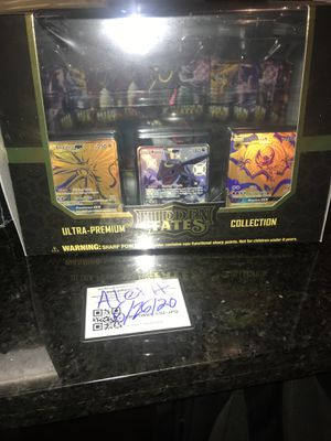 Hidden Fates Ultra Premium Collection - SEALED POKEMON for Sale in Los Angeles, CA