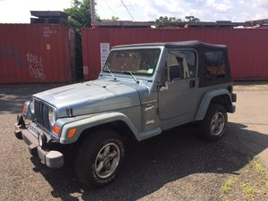 Jeep Wrangler 4.0 tj for Sale in Milford, CT