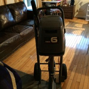 6 Hp Yamaha 2 Stroke Out Board Motor for Sale in Woodinville, WA