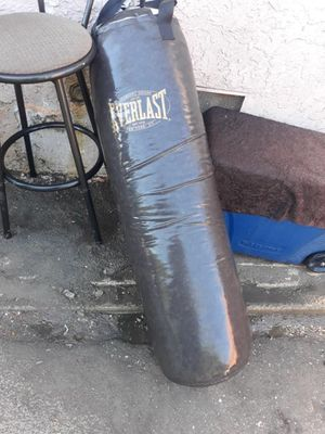 100 lbs puNcHiNG bAG -EVERLASt-👊🏼💥 for Sale in E RNCHO DMNGZ, CA