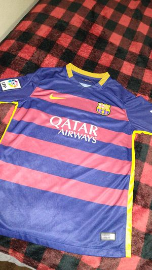 Camiseta Barcelona for Sale in San Bernardino, CA