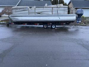 2014 22' Veranda 2275 Pontoon for Sale in Seattle, WA