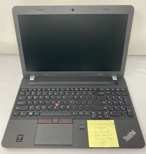 Lenovo Thinkpad Laptop - i5-5200 - 8GB - 500GB - Windows 10 for Sale in North Springfield, VA
