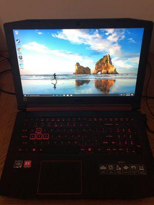 Nitro 5 gaming laptop for Sale in Chester, VA
