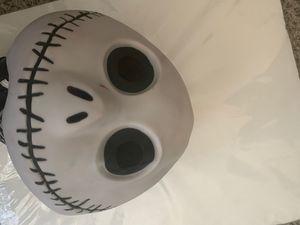 Nightmare Before Christmas , Jack The Skeleton Mask for Sale in Brandeis, CA