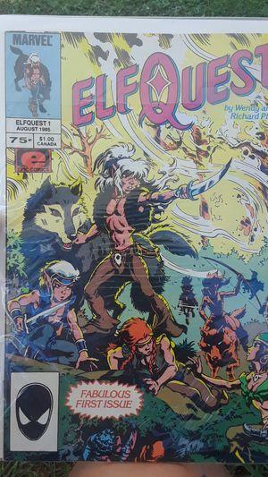Hulk and Elfquest Original Sealed Comics for Sale in Ruskin, FL