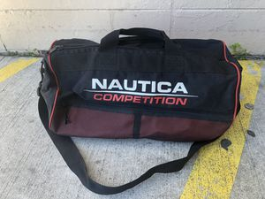 Vintage Nautica Competition duffle bag for Sale in Saint Petersburg, FL