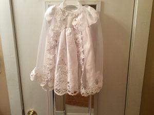 BAPTISMAL DRESS for Sale in Hammond, IN