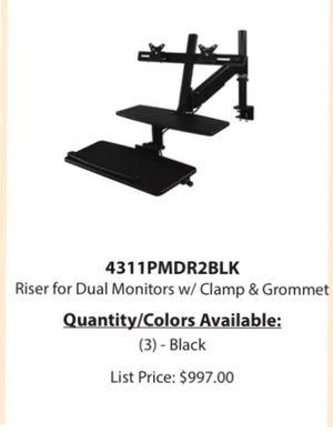 Office furniture/ sit/ stand keyboard for Sale in Atlanta, GA