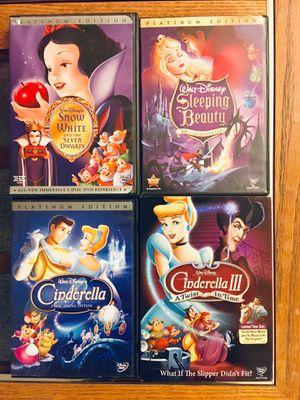 Walt Disney DVDs for Sale in Joliet, IL