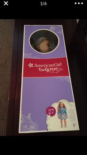 American girl doll #27 for Sale in Tulare, CA