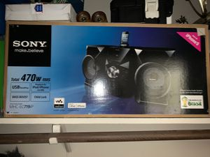 SONY HOME AUDIO SYSTEM for Sale in Imperial Beach, CA