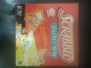 Scrabble Junior Board Game for Sale in Brooklyn, NY