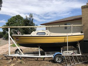20' Marie Holm sailboat for Sale in Loveland, CO