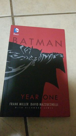 Batman Year One for Sale in Mesa, AZ