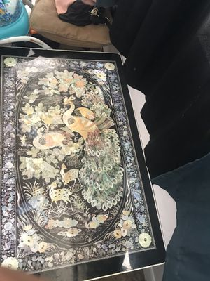 Oriental antique table for Sale in Columbus, OH