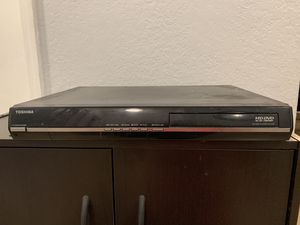 HD DVD PLAYER WITH 29 MOVIES - make me an offer for Sale in Miami, FL