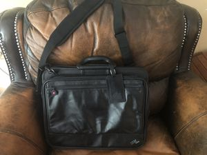 Lenovo IBM leather laptop bag for Sale in Woodbridge, VA