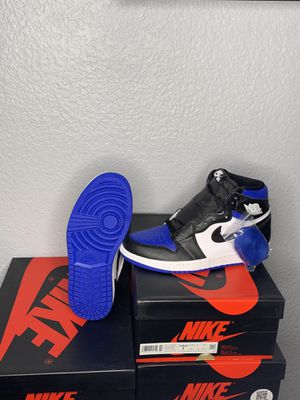 Jordan 1 Royale toes for Sale in Riverside, CA